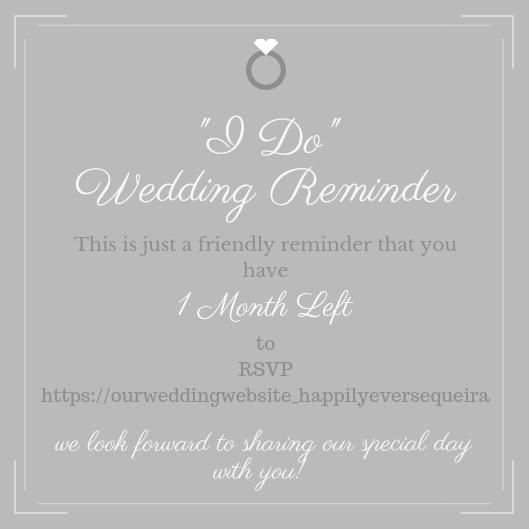 Teal Wedding Reception Invitation