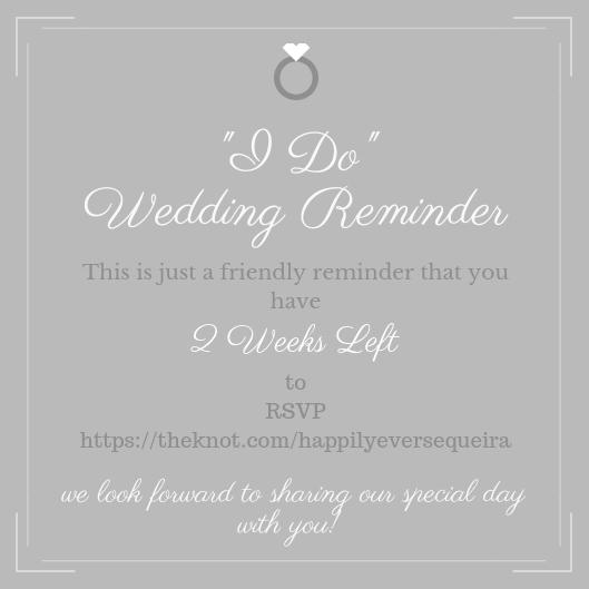 Teal Wedding Reception Invitation2